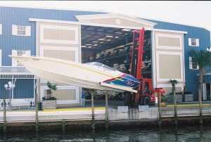boat-on-lift
