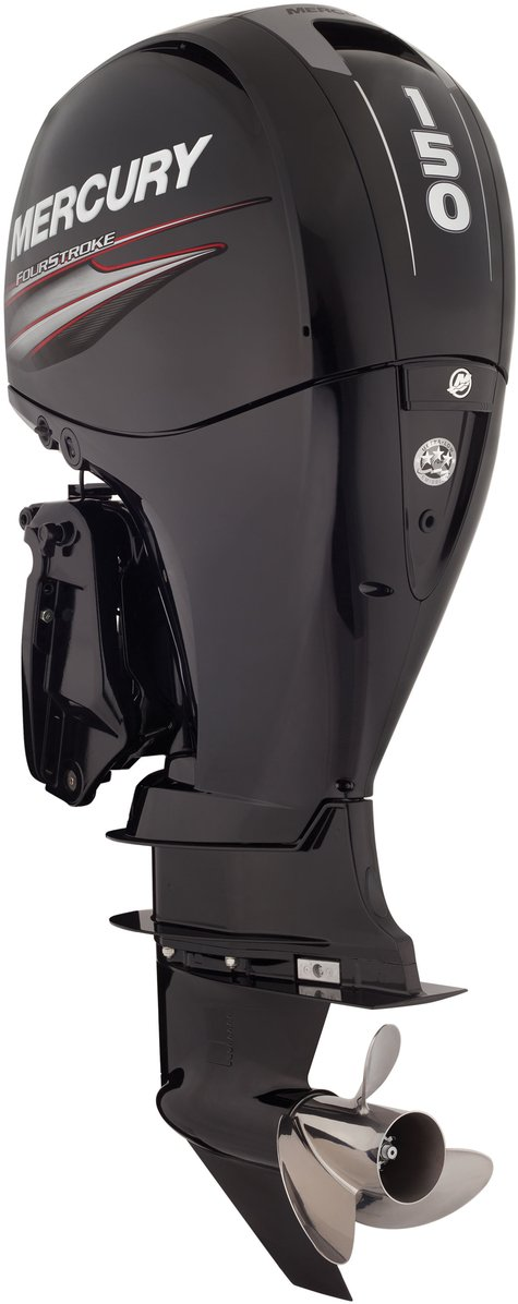 2017 Mercury 150 hp Four Stroke Command Thrust Outboard