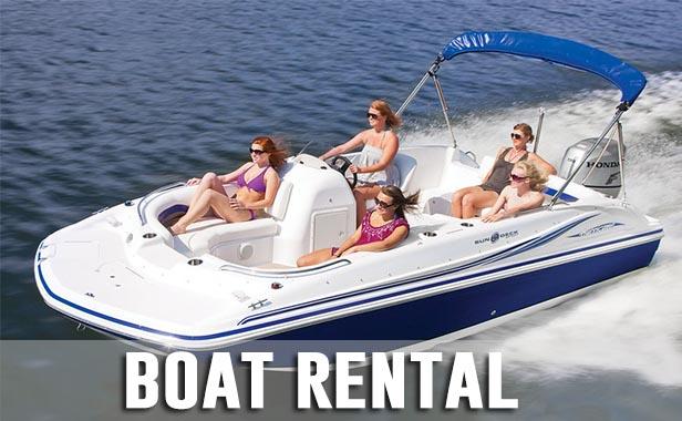 Boat Rentals - Bradenton Beach Marina